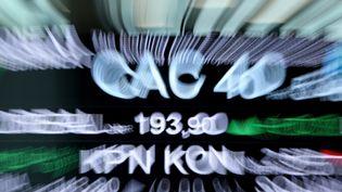 """Baptisée """"CumEx Files"""", l'enquête révèle qu'un trafic d'actions sophistiqué impliquant des banques françaises comme la BNP Paribas et la Société générale a été réalisé. (ERIC PIERMONT / AFP)"""