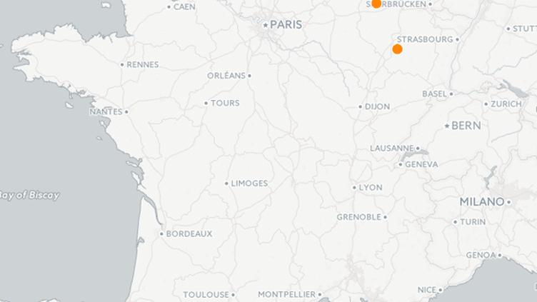 CARTE. Ces 2 communes qui n'ont pas du tout voté pour Emmanuel Macron (FRANCEINFO)