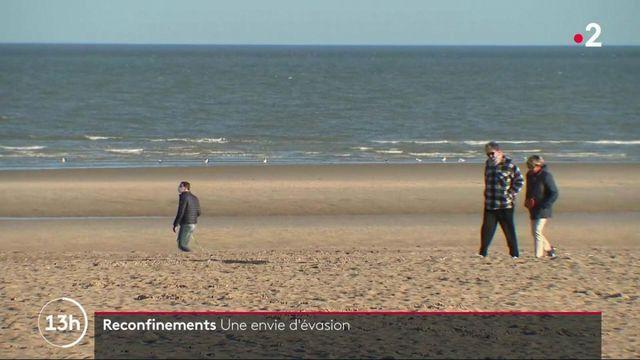 Dunkerque : les habitants se préparent au reconfinement le week-end