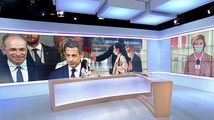 Procès Bygmalion : Jean-François Copé, ancien patron de l'UMP, entendu en tant que témoin (France 3)