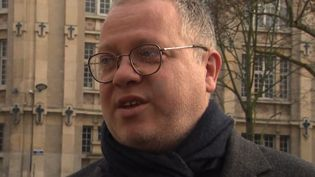 Laurent Russier (PCF) (FRANCEINFO)