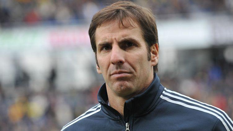 Gonzalo Quesada (Stade Français) (THIERRY ZOCCOLAN / AFP)