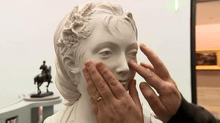 """L'exposition """"L'art et la matière"""" du musée Fabre  (France 3 / Culturebox)"""