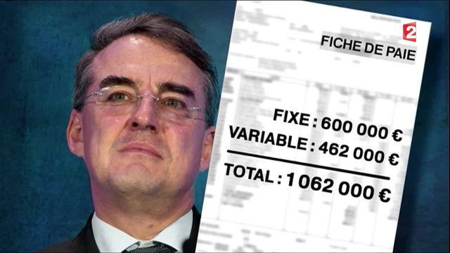 Air France : l'envol de la rémunération du PDG suscite la colère