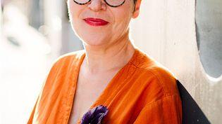 La journaliste et écrivaine Suzanne Privat. (CHLOE VOLLMER-LO)