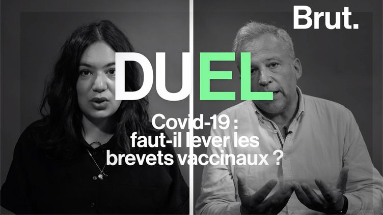 VIDEO. Covid-19 : faut-il lever les brevets vaccinaux ? (BRUT)
