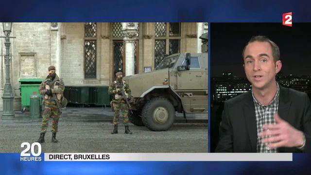 Belgique : à Bruxelles, les principales mesures de sécurité vont être levées