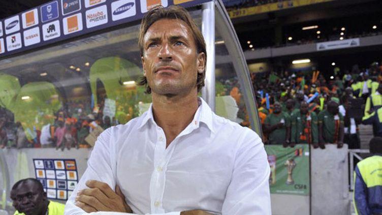 L'entraîneur de Sochaux Hervé Renard