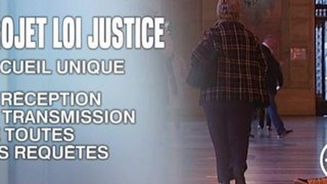 Polémique autour du projet de loi sur l'accès à la justice