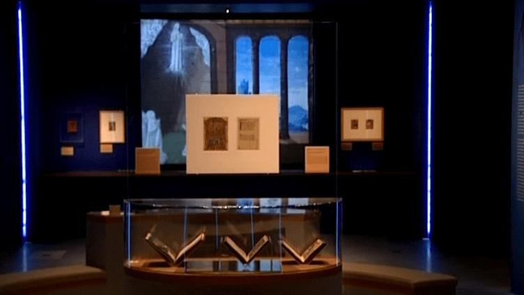Des ouvrages de plusieurs musées régionaux sont pour la première fois rassemblés.  (France 3)