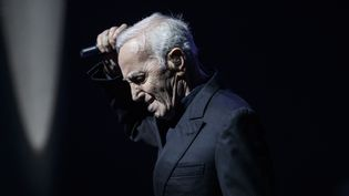Charles Aznavour en 2018  (Getty Images)