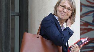 Françoise Nyssen au coeur d'une deuxième affaire de travaux non déclarés pour Actes Sud. (LUDOVIC MARIN / AFP)