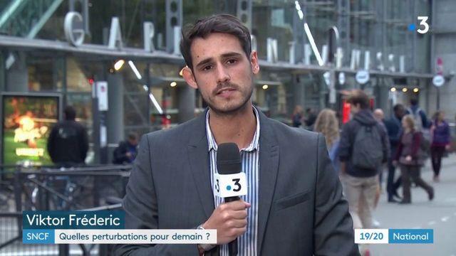 Grève SNCF : des perturbations à prévoir