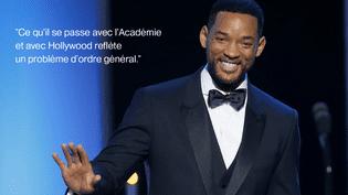 Will Smith, au 46e gala de laNAACP, le 6 février 2015. (REUTERS/ DANNY MOLOSHOK)