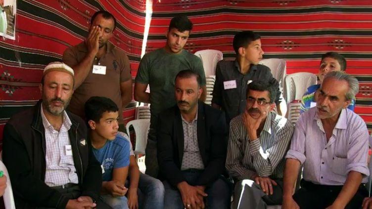 """Extrait du documentaire pour """"Envoyé spécial"""" d'Amos Gitaï, à Hébron, Cisjordanie. (FRANCE 2 / FRANCETV INFO)"""