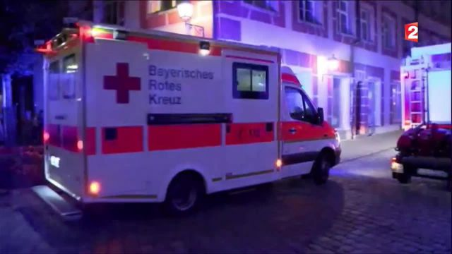 Allemagne : attentat en Bavière