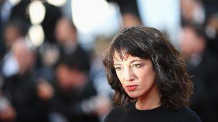 Asia Argento, le 19 mai 2018, au Festival de Cannes. (LOIC VENANCE / AFP)