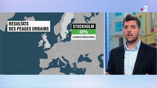 Europe : qui fait quoi pour réduire le trafic automobile ?