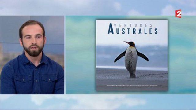 """""""Aventures australes"""" : un livre qui revient du bout du monde"""