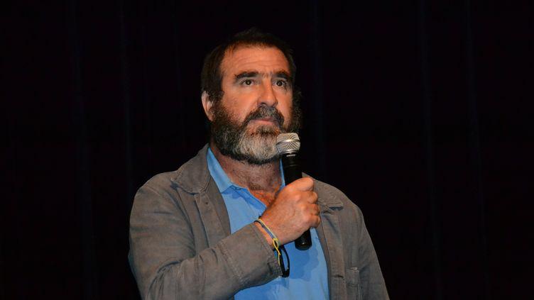 Eric Cantona (CITIZENSIDE/GERARD BOTTINO / CITIZENSIDE.COM)