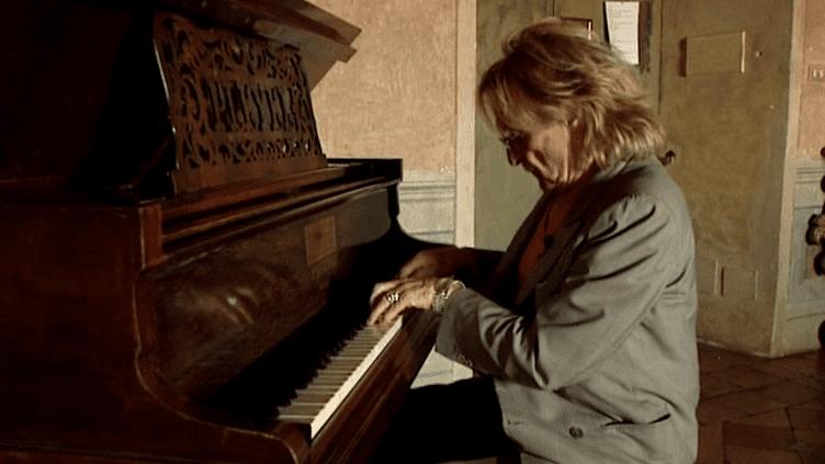 Christophe, pensionnaire singulier de la Villa Médicis à Rome  (France3 / Culturebox)