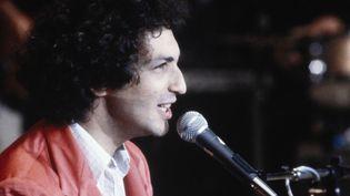 "Michel Berger, dans l'émission ""Stars"", 1er sept 1980  (JEAN CLAUDE PIERDET / INA)"
