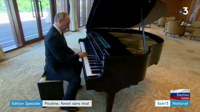 Élections en Russie : Poutine, favori sans rival