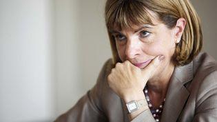 L'ancienne présidente du directoire d'Areva Anne Lauvergeon, le 3 mai 2011 à Paris. (GILLES BASSIGNAC / JDD / SIPA)