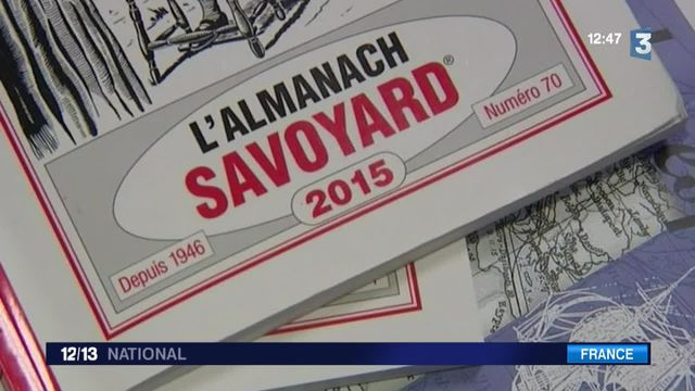 L'almanach savoyard fête ses 70 ans