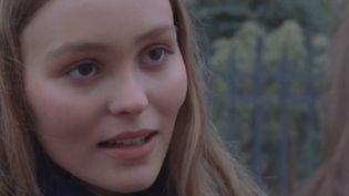 """Mercredi 26 décembre sortira au cinéma """"L'homme fidèle"""", le second film de Louis Garrel en tant que réalisateur. Laetitia Casta et Lily-Rose Depp font partie du casting. (FRANCE 3)"""