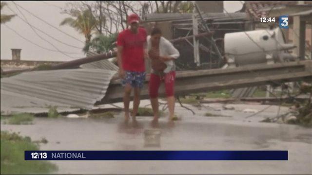 Cuba : l'île se réveille après le passage d'Irma