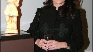 Leah Pisar, ancienne conseillère de Bill Clinton à la Maison Blanche. (BERTRAND RINDOFF PETROFF / FRENCH SELECT)