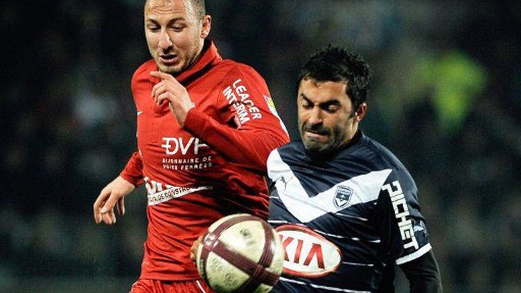 Julien Arias ne peut arrêter les attaques bordelaises