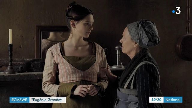 "Cinéma : ""Eugénie Grandet"", adapté de Balzac, sortira en salles le 29 septembre"