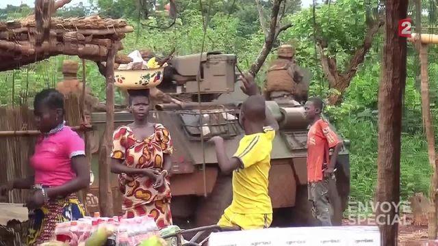 VIDEO. Centrafique, scandale dans l'armée française ?