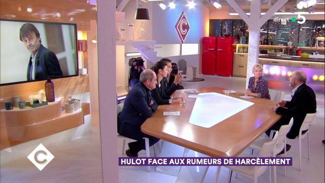 """Laurent Valdiguié justifie l'enquête d'""""Ebdo"""" sur Nicolas Hulot"""