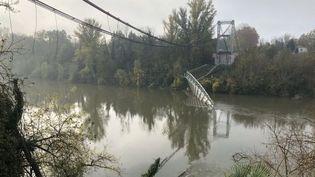 Le pont de Mirepoix-sur-Tarn. (DR)