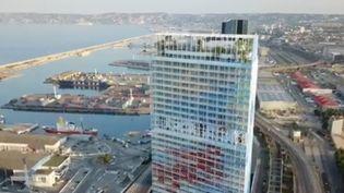 Les grandes métropoles multiplient les projets de gratte-ciel luxueux. Ce qui n'est pas du goût des riverains. (CAPTURE ECRAN FRANCE 2)