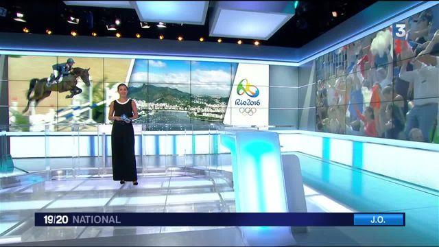 Rio 2016 : des cavaliers en or