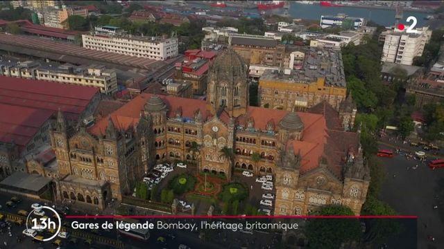Inde : au cœur de la magnifique gare Chhatrapati Shivaji