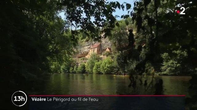 Périgord : la Vézère, fleuve sauvage et historique