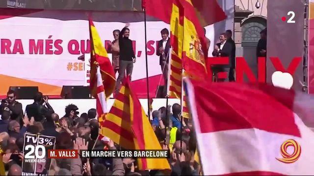 Manuel Valls : l'ancien Premier ministre lorgne sur la mairie de Barcelone