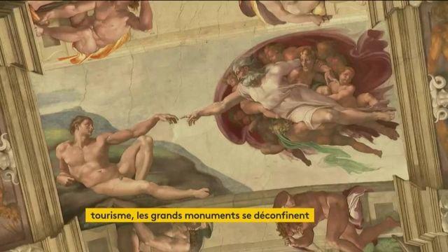Déconfinement : des musées et des frontières rouvrent