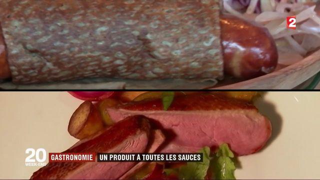 Gastronomie : un produit à toutes les sauces