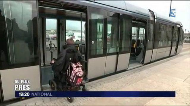 Au plus près de personnes handicapées à Bordeaux