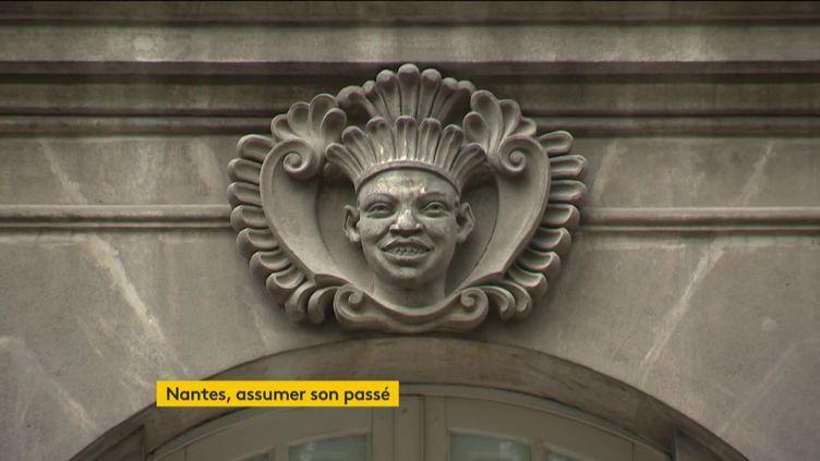 Nantes, ville négrière (FRANCEINFO)
