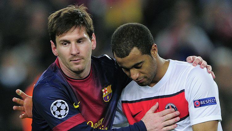 Leo Messi vous remercie