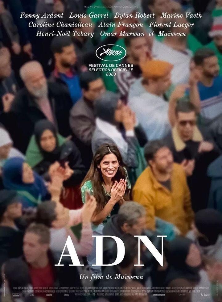 """L'affiche de """"ADN"""" de Maïwenn. (Le Pacte)"""