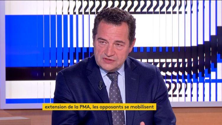 Jean-Frédéric Poisson (FRANCEINFO)
