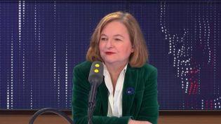 Nathalie Loiseau,députée européenne LREM. (FRANCEINFO / RADIO FRANCE)